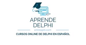 Aprender delphi, cursos de delphi